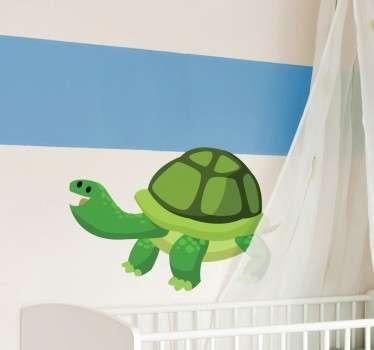 Kindersticker Schildpad Dieren