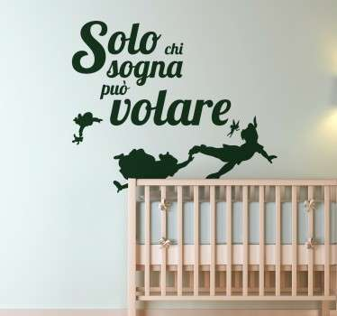 Wall Sticker Volare