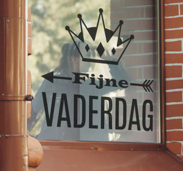 Sticker Vaderdag