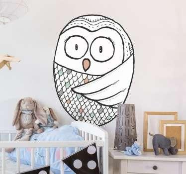 Wall Sticker Bambini Gufo