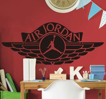 Adesivo decorativo Air Jordan