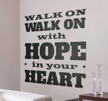 You'll Never Walk Alone Liverpool Sticker