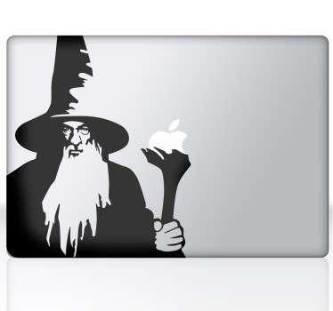 Gandalf Macbook sticker