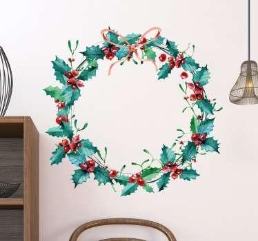 Dekoracja świąteczna jemioła
