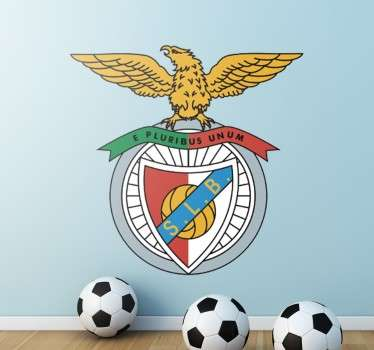 Adesivo decorativo Benfica calcio