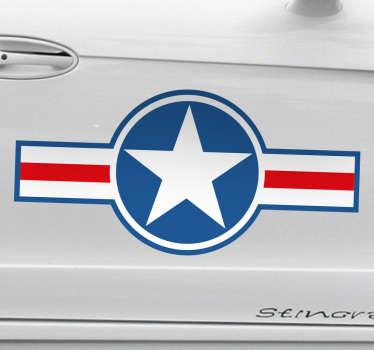 Sticker US Air Force logo