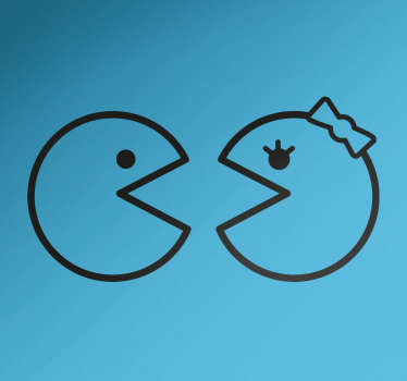 Pacman Mr et Mme
