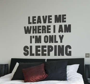 Vinilo Beatles Im only sleeping