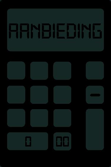 TenStickers. Muursticker aanbieding rekenmachine. Etalage sticker die een aanbieding aangeeft in de vorm van een rekenmachine. Verkrijgbaar in verschillende kleuren en maten. Keuze uit 50+ kleuren.