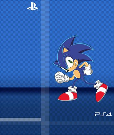 TenStickers. Konsolenaufkleber Sonic. Dieser tolle Konsolenaufkleber mit Sonic the Hedgehog ist perfekt für Jung und Alt. Als Held unserer Kindheit begeistert uns Sonic noch heute.