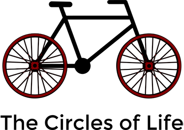 TenStickers. 生活圈. 这个墙贴由一辆自行车组成,在生活圈中传达着信息。您可以个性化文字的颜色