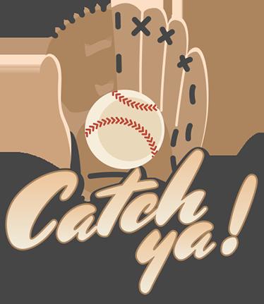 TENSTICKERS. 野球の壁のステッカーをキャッチ. この野球ステッカーで家を飾りましょう。デザインは、野球を捕まえる野球グローブで構成されています。子供の部屋や保育園を飾る