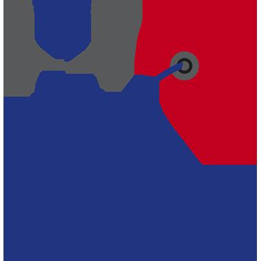 TenStickers. Wandtattoo Stethoskop Herz. Ein tolles Wandtattoo für Ihre Praxis. Es zeigt ein Stethoskop welches ein Herz abhört.