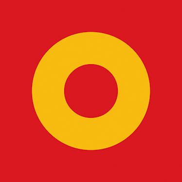TENSTICKERS. スペイン空軍旗車デカール. スペインの色がついたこの素晴らしい車のステッカーを見てください。サイトには10,000人を超える顧客がいます。