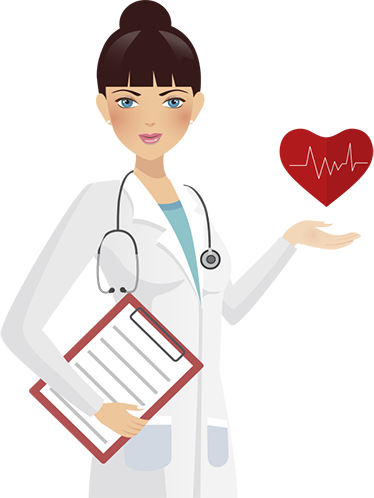 TenStickers. Sticker décoratif infirmière. Sticker décoratif infirmière. Vous travaillez dans le milieu médical et avez envie d'ajouter une touche de gaieté ? C'est le sticker qu'il vous faut!