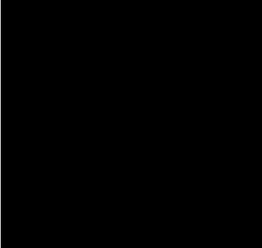 TenVinilo. Vinilo decorativo mancha cara feliz. Pegatinas con una original representación del clásico smiley, en este caso no sobre una forma circular sino con forma de manchurrón.
