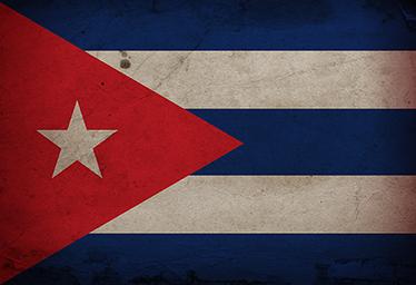 TenStickers. Sticker Cuba drapeau PC. Sticker du drapeau de Cuba pour PC. Cet autocollant est parfait si vous aimez le design original du drapeau et ses couleurs.