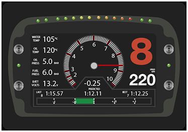 TENSTICKERS. レーシングダッシュボードのラップトップスキンデカール. ダッシュボードメーターの外観で作られた粘着性のラップトップビニールデカールで、ラップトップの表面を美しくします。必要なサイズで利用できます。