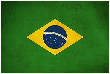 TenStickers. Vinil para portátil bandeira do Brasil. Autocolante para portátil Brasil. Este é dedicado a todos os brasileiros que tem um orgulho enorme pelo seu país! Embeleze o seu portátil!