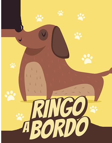 TenVinilo. Adhesivo personalizable perro coche. Pegatinas para coches de nombre personalizable, escríbenos cómo se llama tu perro en el apartado correspondiente de la ficha de producto.