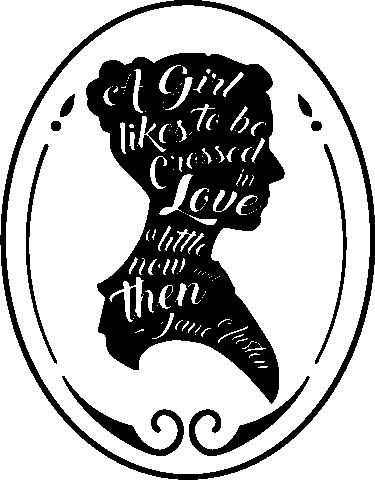 TenStickers. 简·奥斯丁报价墙贴花. 著名的简·奥斯丁语录标签来自她的书《傲慢与偏见》,这是我们这个时代最受欢迎的书之一。极其持久的材料。