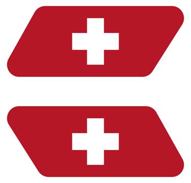 TenStickers. Autoaufkleber Schweizer Flagge. Zeigen Sie mit einem fantastischenAutoaufkleberderSchweizer FlaggeIhre Liebe zurSchweiz. Dekorieren und individualisieren Sie IhrAutooder IhrMotorradmit einem schönenStickerderSchweizer Fahne.