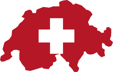 TenStickers. Autoaufkleber Karte Schweizer Flagge. Der schöne Autoaufkleber illustriert die Schweizer Flagge in Form der Karte derSchweiz. Die einzigartigeSilhouetteeignet sich insbesondere fürsAutooder dasMotorrad.