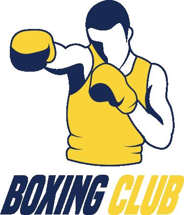 TenVinilo. Vinilo decorativo boxing club. Vinilos deportes perfectos para decorar un gimnasio especializado en el noble arte del boxeo.