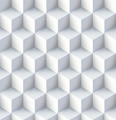 TenStickers. Gråt 3D kantbånd wallsticker. Gråt 3D kantbånd wallsticker flot vægdekoration til kontoret eller arbejdsområdet. Få stil på de kedelige vægge med denne wallsticker.