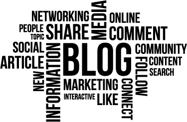 TenStickers. Blog idé tekst wallsticker. Wallsticker tekst med masser af blogger/social medie relateret ord. Passer perfekt til bloggere eller på kontoret.