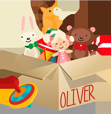 Tenstickers. Sisustustarra lelulaatikko. Sisustustarra lelulaatikko. Tämä lastenhuoneen sisustustarra on lelulaatikko, johon saa myös haluamasi nimen laatikon kylkeen.