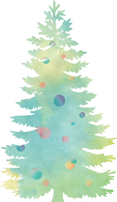 TenStickers. Christmas tree christmas wall sticker. Don't want the stress and arguments of putting up and decorating the tree this year? We have a solution. Have a look at this Christmas tree sticker