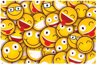 TenStickers. δέρμα φορητού υπολογιστή emojicons. διακοσμήστε τον φορητό σας υπολογιστή με αυτό το αυτοκόλλητο φορητού υπολογιστή με emoji για να κάνετε τους φίλους σας ζηλότυπους κάθε φορά που ανοίγετε τον φορητό υπολογιστή.