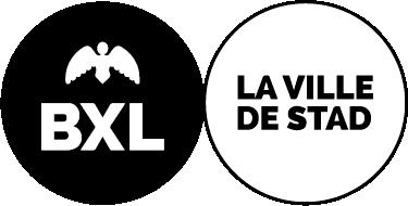 TenStickers. Sticker Brussel logo. Bestel het logo van Brussel nu als sticker. Hoge kwaliteit vinyl decoratie sticker voor de liefhebbers en bewoners van deze prachtige wereldstad.