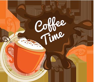 TENSTICKERS. コーヒータイムスプラッタードリンクウォールステッカー. コーヒーがこぼれるイメージで、カフェ、コーヒーハウス、バーに最適なこのドリンクウォールステッカーでビジネスの壁を飾りましょう。
