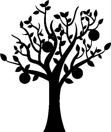 TENSTICKERS. カスタマイズ可能なツリーハンガーコートハンガーデカール. 木の植物でデザインされた家族のコートハンガー壁ステッカー。それは名前でカスタマイズ可能ですので、家の誰もがコートを掛けるためのスペースを持つことができます。