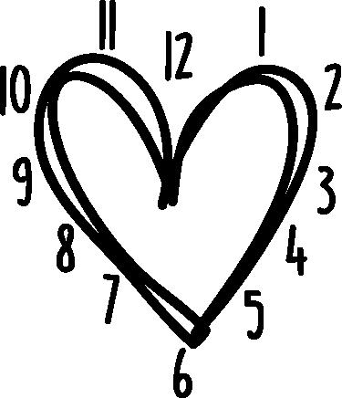 TenStickers. 情人节心脏手表贴纸. 快来看看我们梦幻般的爱情手表墙贴,您可以获得45多种颜色。该产品易于使用,并附带说明。