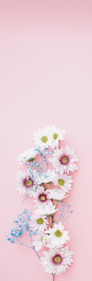 TenStickers. Wandtattoo Blumen Rosa Kühlschrank Blumen. Suchen Sie nach Abwechslung für Ihre Küche? Dieser Kühlschrank Blumen Sticker ist die Lösung zur Erfüllung Ihres Wunsches. Persönliche Beratung