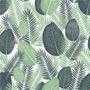 TENSTICKERS. 緑のエキゾチックな葉のガラスのドアのステッカー. 鮮やかな緑色のエキゾチックな葉を持つ高品質のドアステッカー。家のどの部屋にも最適:バスルーム、キッチン、リビングルーム!