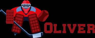 TenStickers. Hokejové jméno přizpůsobitelné nástěnné výzdoby. Samolepka na zeď s možností úpravy názvu hokejového hráče, která zdobí domácí, obchodní a třídící centra. Velikost je k dispozici v každém požadavku.