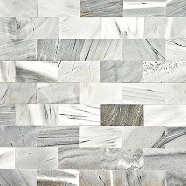 TenVinilo. Vinilo para pared efecto mármol. Vinilo adhesivo con una elegante textura de bloques de mármol en tonos grises, ideal para darle un aspecto moderno a cualquier estancia.