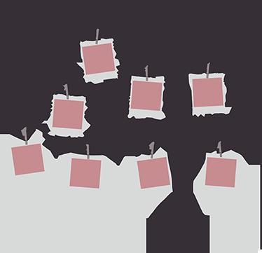 Vinilo árbol genealógico - TenVinilo