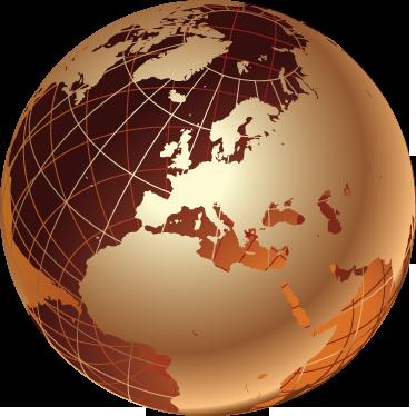 TenStickers. Globus Wandtattoo Europa. Mit diesem außergewöhnlichen Wandtattoo vom Globus, welcher Europa und Afrika zeigt. Verschönern Sie jede Wand in Ihrem Zuhause!
