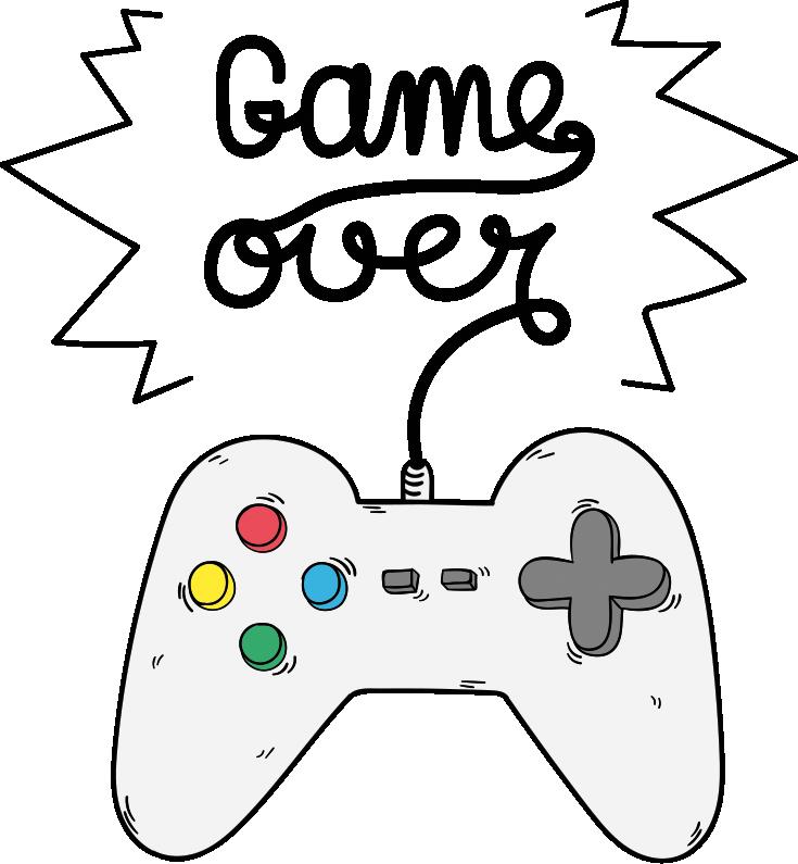 TenStickers. 青春游戏电子游戏墙贴花. 视频游戏机家用墙壁贴花,用于装饰卧室或在房子中玩耍。它可根据需要提供任何尺寸。