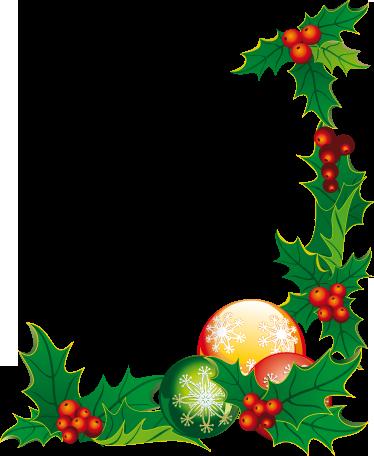 TENSTICKERS. クリスマスコーナー花ステッカー. デカール-クリスマス装飾用花柄。季節の気分を味わえるクリスマスデコレーション。ウォールステッカー。
