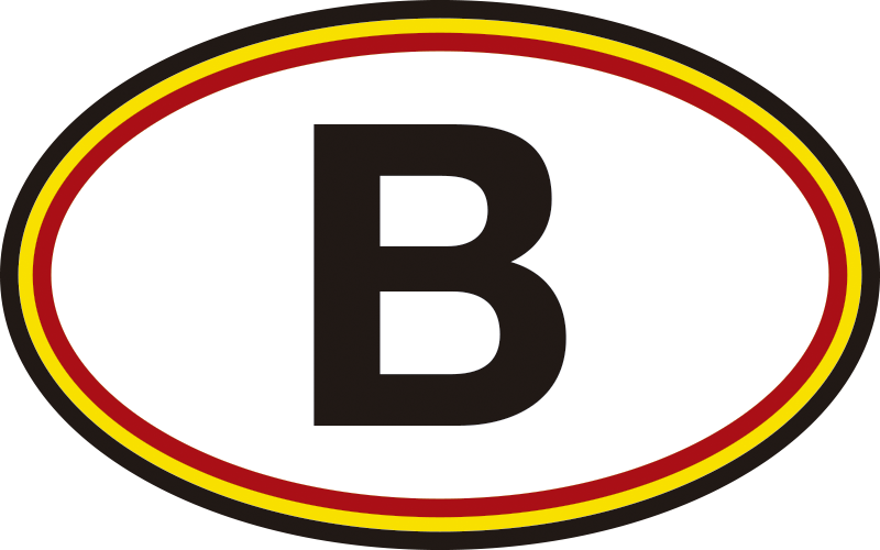 TenStickers. Belgium Car Decal. Buy our decorative Belgium symbol car to decorate cars and any flat surface. Choose it in any required size. It is easy to apply and adhesive.