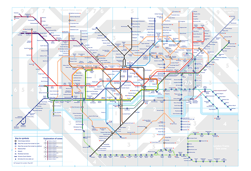 Subway Map Wall Art Wall Art Stickers Wall Decal Huge Underground Tube Map.Queen S Guard Wall Sticker