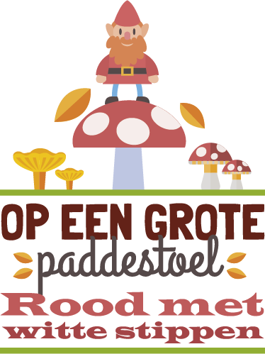 TenStickers. Dutch gnome child fairy tale wall decal. Fairy tale children wall sticker with the design of Dutch gnome  with text.  A colorful kid bedroom decoration. It is available in any size you want.