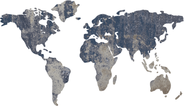 Gemstone World Map.Gemstone World Map Wall Sticker Tenstickers