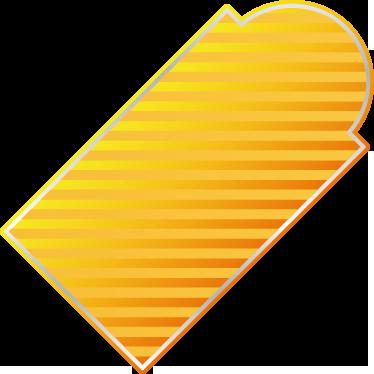 TenStickers. Gelber Rabatt Aufkleber. Dieser auffällige Aufkleber ist ideal für Ihr Schaufenster und macht es zum Hingucker. Personalisieren Sie diesen Sticker mit Ihrem Wunschtext.